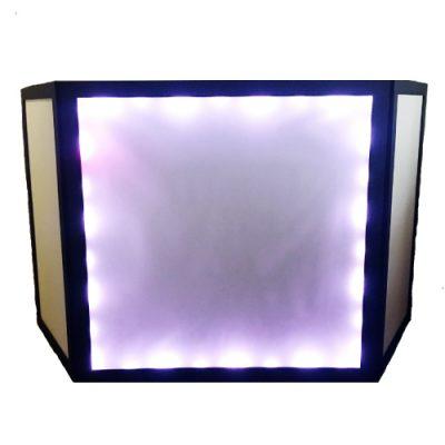 Dj Facade Диджей ширма WHITE 3B LED SMART