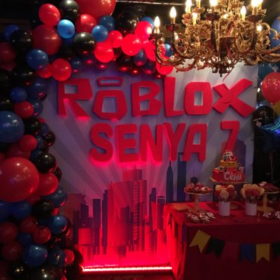 Фото зона Roblox Киев